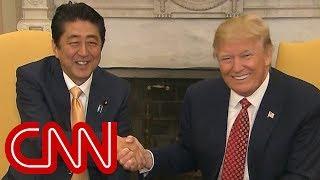 Internet skewers Trump's Nobel Peace Prize claim - CNN
