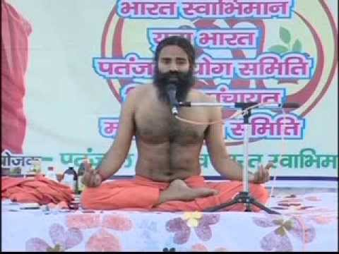 Rastra Nirman Sava | Swami Ramdev | Madha pur,UP - 13 March 2014 - Part 2