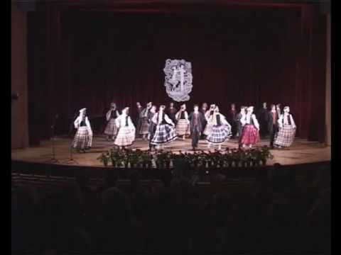 Lithuanian folk dance - Rolenderis