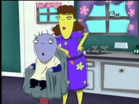 Bliźniaki Cramp S01E08b   Horror u Fryzjera