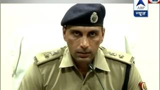 Watch Full: Noida police press conference on AAP worker  Chandra Mohan Sharma - ABPNEWSTV