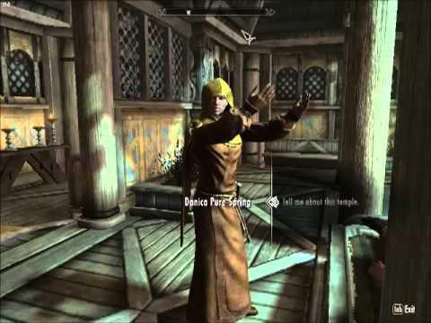 Good Evening Skyrim Episode XXXII - Geoff the Glitchy Skeleton