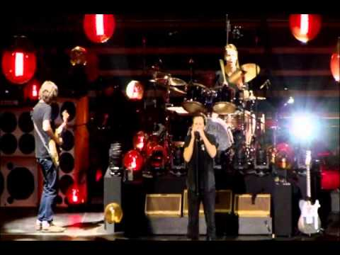 Pearl Jam Live Bud Gardens London ON Canada 7-16-13
