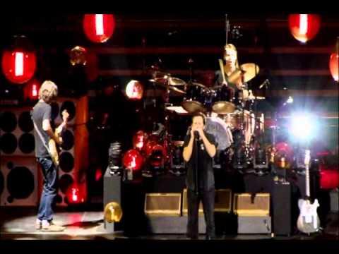 Pearl Jam Live Bud Gardens London ON Canada 7-16-13