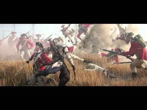 Assassins Creed 3 Trailer at E3 2012
