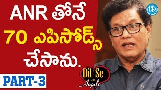Musicologist Raja Exclusive Interview Part #3 || Dil Se With Anjali - IDREAMMOVIES