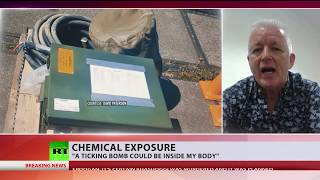 'Ticking bomb inside my body': Man sues US army over chemical exposure - RUSSIATODAY
