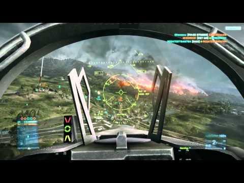 Battlefield 3 | Caspian Border Gameplay (Gamescom 2011)