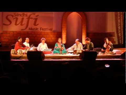 Sindhi Sufi Songs : Kajal Chandiramani on 17-03-2013 190