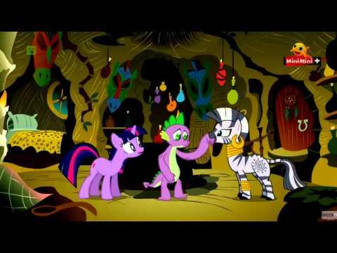 """[Dubbing PL] My Little Pony Przyjaźń to Magia odc. 36  """"Sekret mojego wzrostu""""(HD)"""