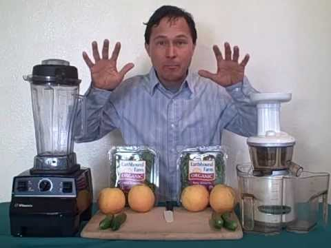 Blending vs Juicing - Which is Best for Weight Loss