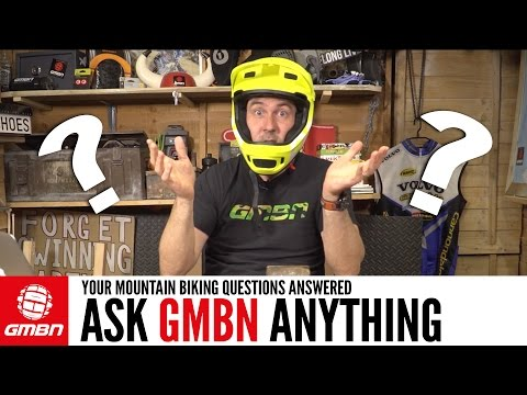 Hardtail Or Full Suspension Mountain Bike? | Ask GMBN Anything About Mountain Biking