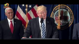 Trump Signs an Executive Order to Hold VA Employees Accountable | Mango News - MANGONEWS