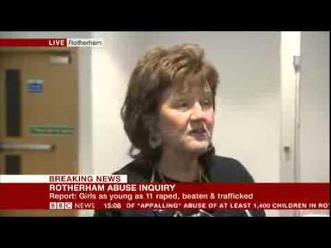 Materiał o gangu z Rotherham (ENG)