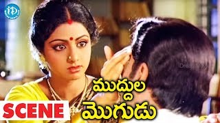 Muddula Mogudu Scenes - Doctor Gives Information About ANR Health || ANR, Sridevi - IDREAMMOVIES