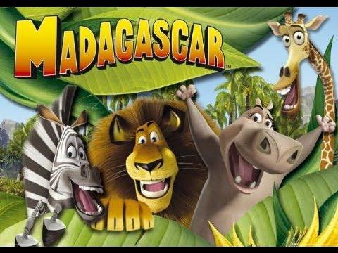 Zagrajmy w Madagaskar cz.4 - Bunt pingwinów
