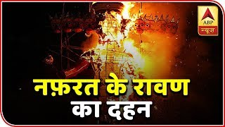 Watch Delhi's famous Lav Kush Ramlila on ABP News - ABPNEWSTV