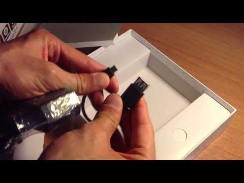 Yashi YPad Mini One 3G - unboxing by TecnoAndroid