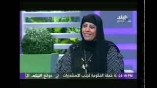 """أم مصطفى"" أشتغلت سواق ميكروباص علشان تشوف ولادها"