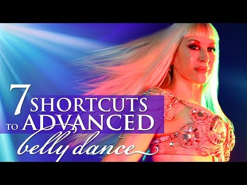 7 Shortcuts to Advanced Belly Dance with Neon - DVD/instant video Trailer