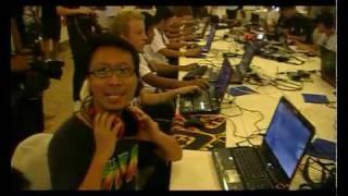 MSI Fnatic Camp in Thailand 2010 Part : 2