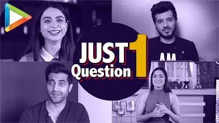 Just One Question: Find out what happened when some Bollywood stars were asked to change their name! - HUNGAMA