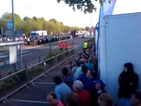 Circuit of Ireland Rally Lisburn Powerstage 2011