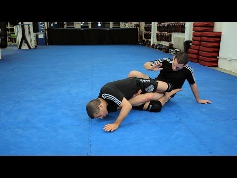 How to Do an Ankle Lock | MMA Submissions