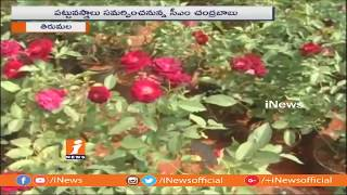 TTD Sets Special Arrangements For Srivari Brahmotsavalu 2018 | Tirumala | iNews - INEWS