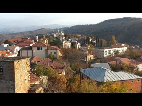 Georgia Sighnaghi Love city
