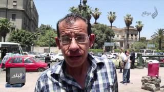 بالفيديو.. مواطنون: السيسى وضع مصر على الطريق الصحيح.. وزيارة 'قبرص' خطوة للتصحيح الاقتصادى