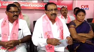 TRS MLA Candidate Somarapu Satyanarayana Comments on Lagadapati Rajagopal Survey | CVR News - CVRNEWSOFFICIAL