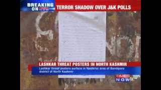 Terror shadow over Jammu and Kashmir polls - TIMESNOWONLINE