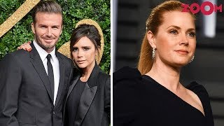 Victoria & David Beckham Still Going Strong | Amy Adams On Sexual Harassment In Hollywood - ZOOMDEKHO