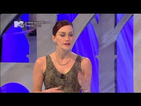 La Prova dell'Otto di Caterina Guzzanti - Carlotta Mazzoncini della Crusca