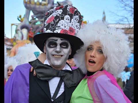 Carnevale Ambrosiano Cantù 2015: Time Lapse della prima sfilata