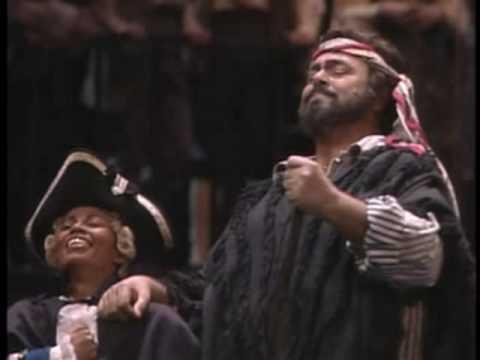 Luciano Pavarotti - Di' tu se fedele - Un Ballo In Maschera