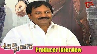 Oxygen Telugu Movie Producer AM Ratnam interview | #Oxygen - TELUGUONE
