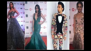 In Graphics:  stars at jio 63rd filmfare awards , ranveer singh's outfit - ABPNEWSTV