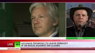 Arrest on sight?  Bruno Kramm on Julian Assange's possible fate - RUSSIATODAY