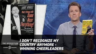 Solar Panels and Whining Cheerleaders - The Opposition w/ Jordan Klepper - COMEDYCENTRAL