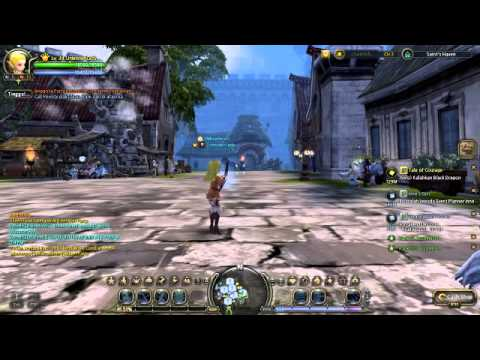 Dragon Nest Indonesia ~ Crazy Dance Hunter(Funny)