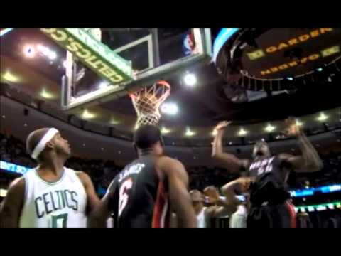 Poetry In Motion: Boston Celtics vs Miami Heat (2011 NBA Playoffs)