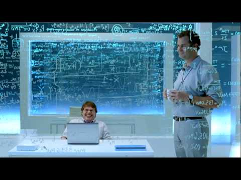 Funny Intel Advert: Our jokes aren't like your jokes - Intel Sponsors of Tomorrow