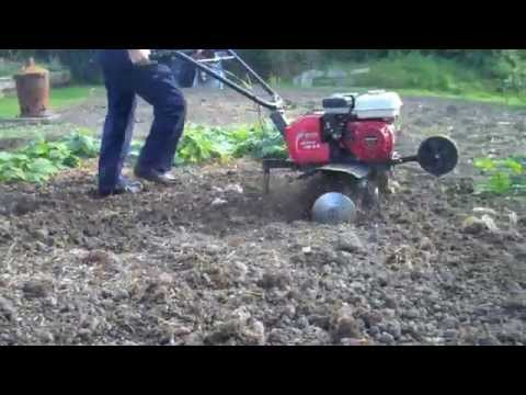 Cultivator by MTH Tool Hire Gardening and Allotment Equipment Hire