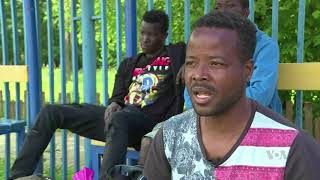 For Some African Soccer Players, Russia is a Field of Broken Dreams - VOAVIDEO