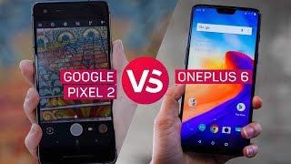 Pixel 2 vs. OnePlus 6 - CNETTV