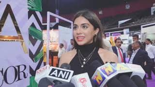 17 Oct, 2018 - Bollywood actress TV stars attend fashion and lifestyle exhibition in Mumbai - ANIINDIAFILE