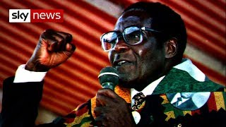 Robert Mugabe: End of the dictator - Special report - SKYNEWS