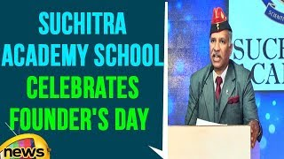 Suchitra Academy School Celebraes Founder's Day  2017 | India through the Ages  Mango News - MANGONEWS